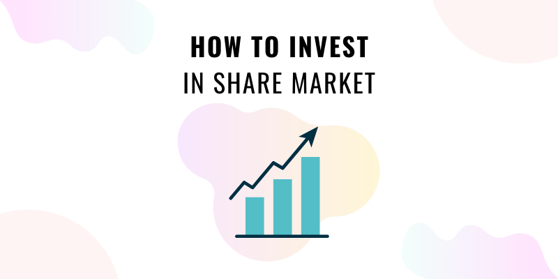 How to invest in share market india