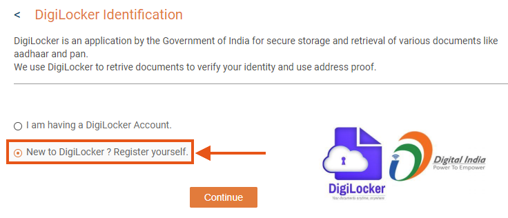 ICICI Direct account opening Step 3